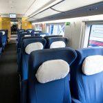 Расположение сидений в вагоне эконом-класса